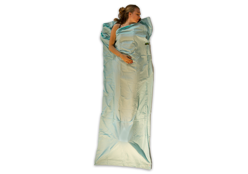 Lowland Outdoor Sleeping bag liner - Superlight - blanket model - 220x80 cm - 325gr