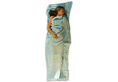 Lowland Outdoor Sleeping bag liner - Superlight - mummy model - 220x80/70 cm - 280gr