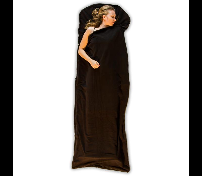 LOWLAND OUTDOOR® Fleece liner - 220x80 cm - 1040gr