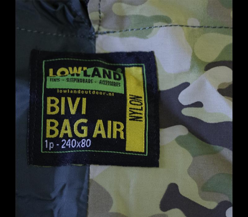 LOWLAND OUTDOOR® Bivakzak - 1 persoons - 350gr