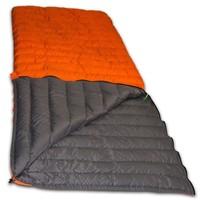 LOWLAND OUTDOOR® Super compact blanket - 590g - 210x80 cm +8°C