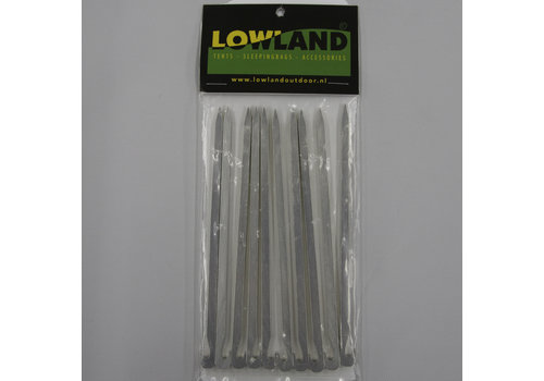 Lowland Outdoor LOWLAND OUTDOOR® Millennium peg│10pcs│105gr