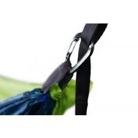 Klymit hangmat Traverse Hammock 280 x 188 cm blauw/groen