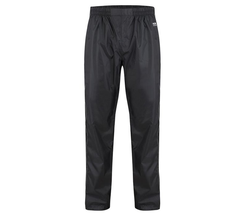 Full Zip Overtrouser - 100% waterproof (10.000mm) - Breathable  (8.000G/M²) PFAS free!
