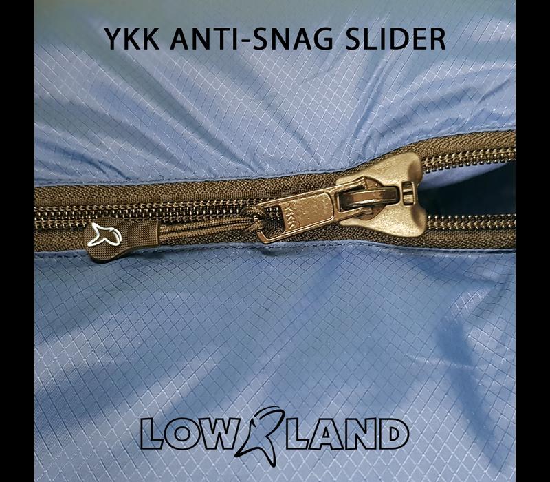 LOWLAND OUTDOOR® Companion NC 1 - 200x80 cm - Nylon/Katoen - 0°C
