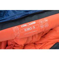 LOWLAND OUTDOOR® KIBO -5 - 1195 gr - 225x80 cm  -5°C