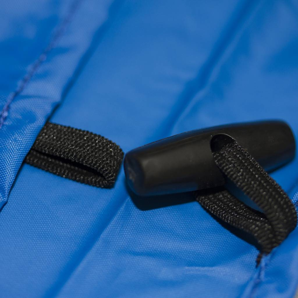 Lowland Outdoor LOWLAND OUTDOOR® Poncho per i backpackers/saccopelisti - 100% impermeabile (7000mm) - ventilazione efficace