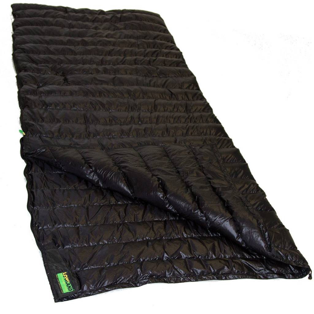 Lowland Outdoor LOWLAND OUTDOOR® Ultra compact blanket - 445g - 210 cm +8°C