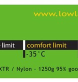 Lowland Outdoor LOWLAND OUTDOOR® K2 Expedition - 1995 gr - 225x80 cm -35°C