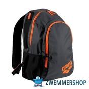 Arena Spiky 2 Backpack fluo-orange