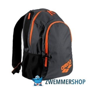 Arena Spiky 2 Backpack fluo-orange