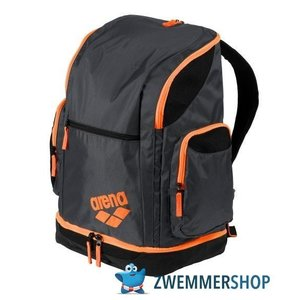 Arena Spiky 2 Large Backpack fluo-orange