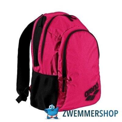 Arena Spiky 2 Backpack fuchsia