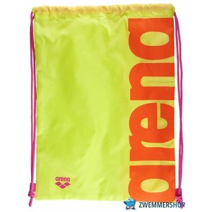 Arena Fast Swimbag fluo-yellow/orange