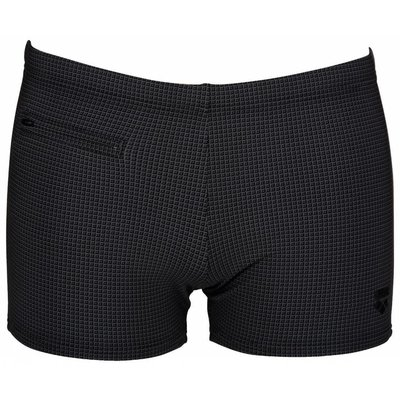 Arena Microprinted Short black