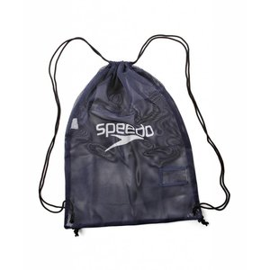 Speedo Equipment Mesh Bag, NAVY