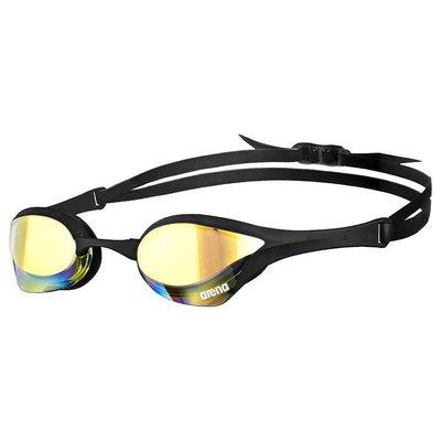 Arena Cobra Ultra Mirror Yellow-revo/black