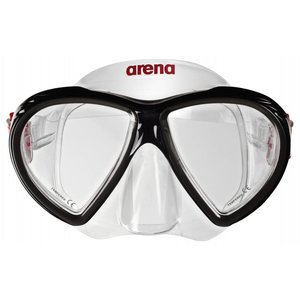 Arena Sea Discovery 2 Junior Snorkelset clear/black/silver