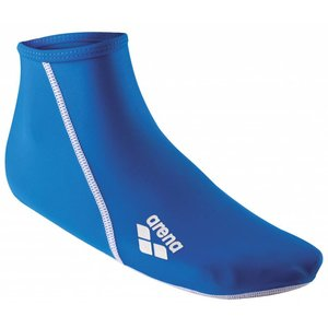 Arena Pool Socks Blue volwassenen