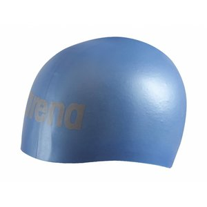 Arena Moulded Silicone metal-blue/silver