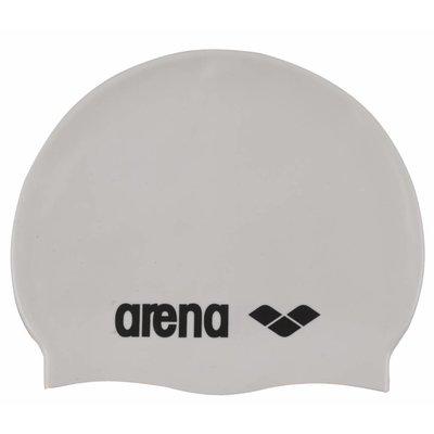 Arena Classic Silicone white-black