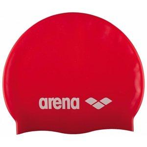 Arena Classic Silicone red/white