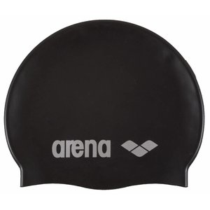Arena Classic Silicone black-silver