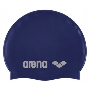 Arena Classic Silicone denim-silver