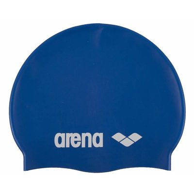 Arena Classic Silicone jr SKYBLUE/WHITE