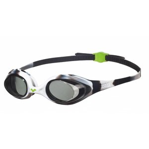 Arena Spider Jr black/white/clear