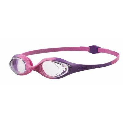Arena Spider Jr violet/clear/pink