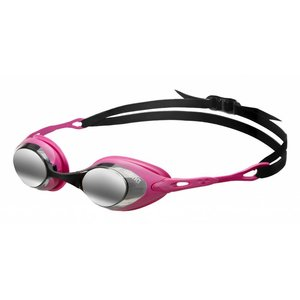 Arena Cobra Mirror smoke/fuchsia/black