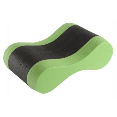 Arena Freeflow Pullbuoy acid-lime/black