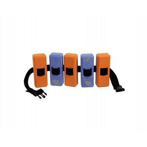 Arena Flotation Belt Jr 2 fast-blue/peach-orange
