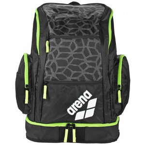 Arena Spiky 2 Large Backpack black x-pivot-fluo green