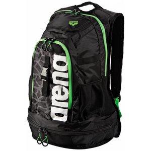 Arena Fastpack 2.1 black x-pivot-fluo green
