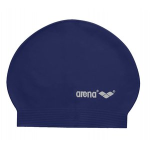 Arena Soft Latex navy/silver