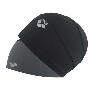 Arena Smartcap black/grey/black