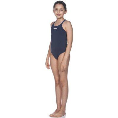Arena G Solid Swim Pro Jr navy/white