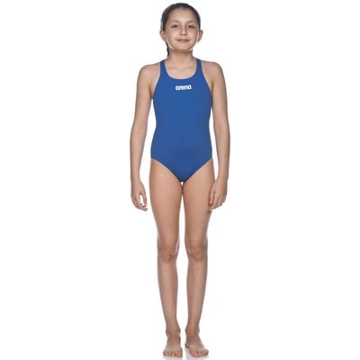 Arena G Solid Swim Pro Jr royal/white