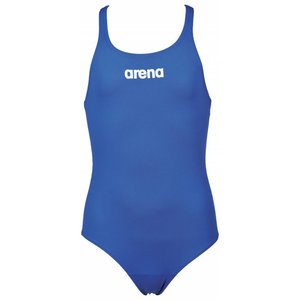 Arena G Solid Swim Pro Jr royal/white