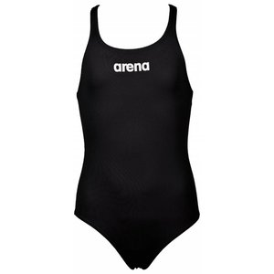 Arena G Solid Swim Pro Jr black/white
