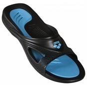 Arena Hydrofit Man Hook black/turquoise