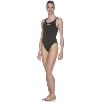 Arena W Solid Swim Tech High black/white