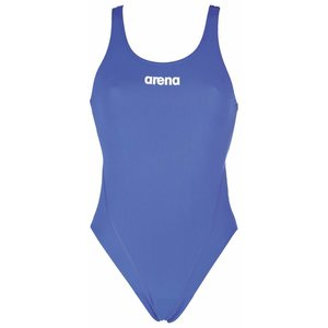 Arena W Solid Swim Tech High royal/white