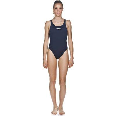 Arena W Solid Swim Tech High navy/white
