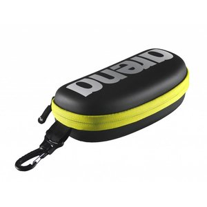 Arena Zwembril koker black-silver-fluo yellow