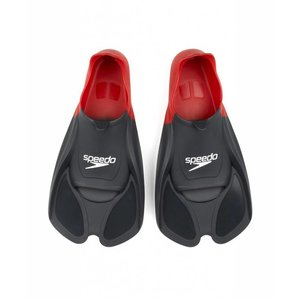 Speedo Biofuse Fin Red/black