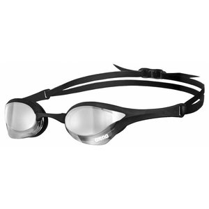 Arena Cobra Ultra Mirror silver-black-black