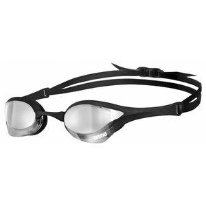 Arena Cobra Ultra Mirror silver-black-black